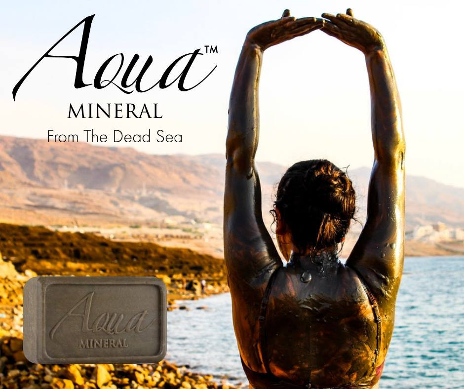 Aqua Mineral's Mud soap from the Dead Sea