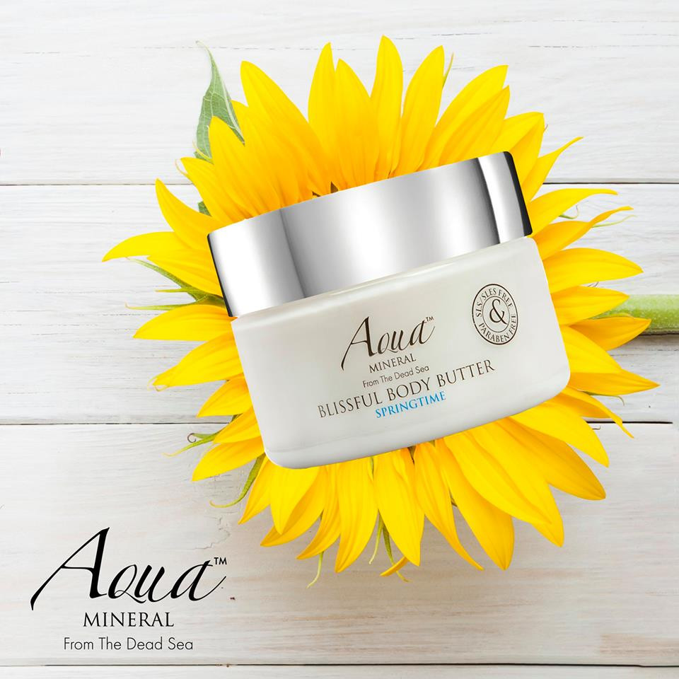 Aqua Mineral Blissful Body Butter in Enchantment