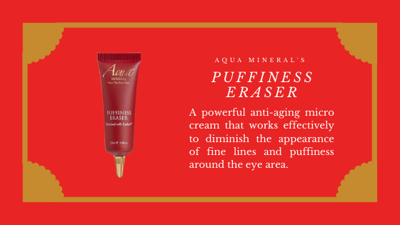 Aqua Mineral's Puffiness Eraser