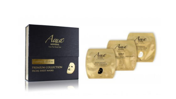 Aqua Mineral Facial Sheet Mask