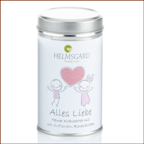 "Helmsgard Tee ""Alles Liebe"""