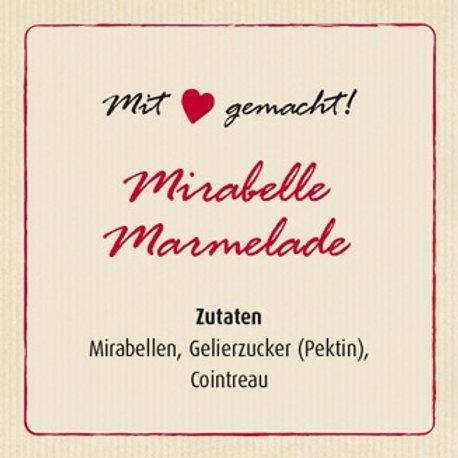 Mirabelle Marmelade