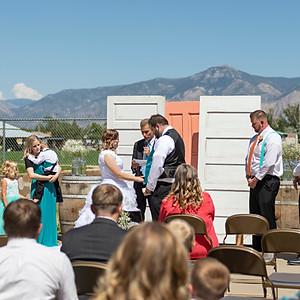 B & K's Wedding