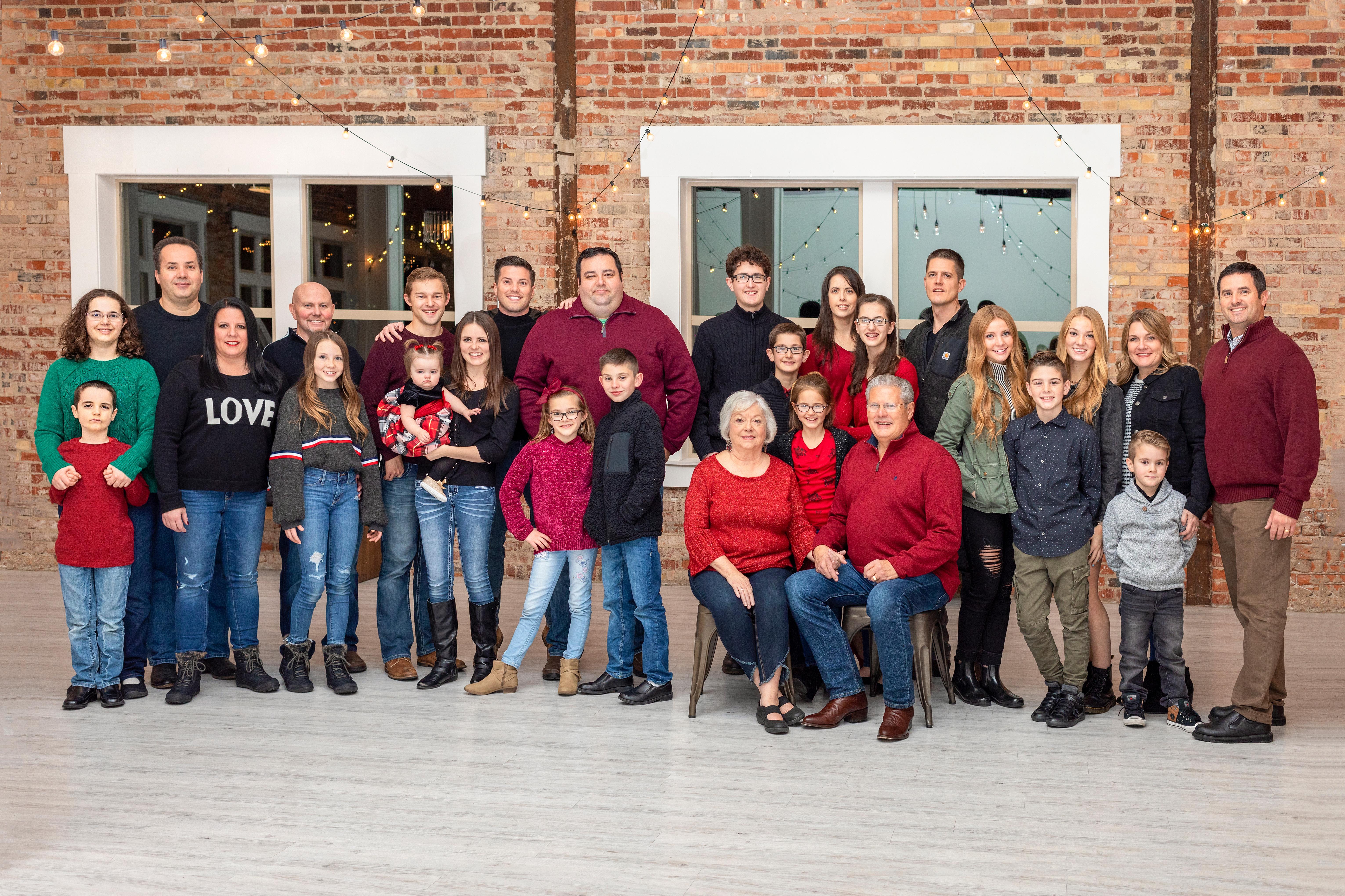 Heirloom Family Photoshoot