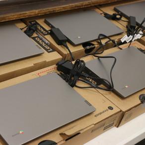 New Chromebooks!