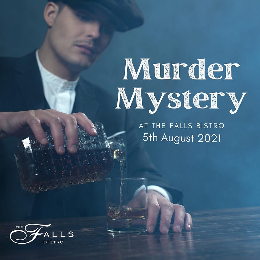 Murder Mystery @ The Falls Bistro