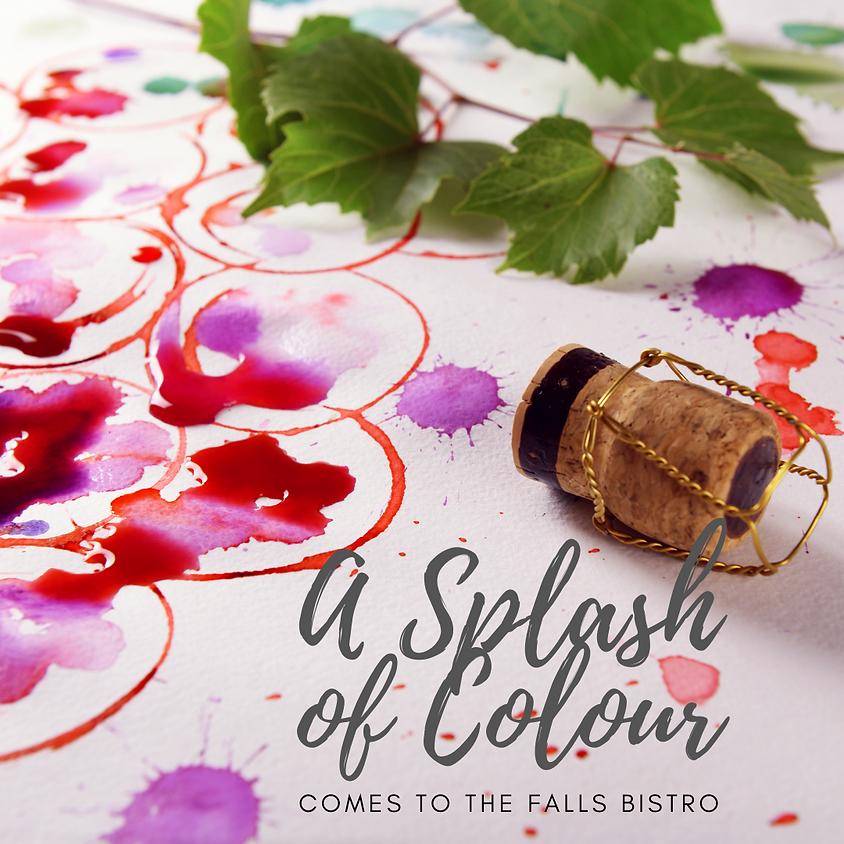 A Splash Of Colour - Sip-N-Paint