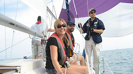 Sailing in Lessons in Chicago, Sailing Lessons, Sailing School, Gift Certificate