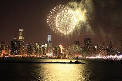 Chicago Fireworks-1931