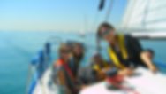 sailing lessons in chicago, sailing lessons, sailing school, learn to sail