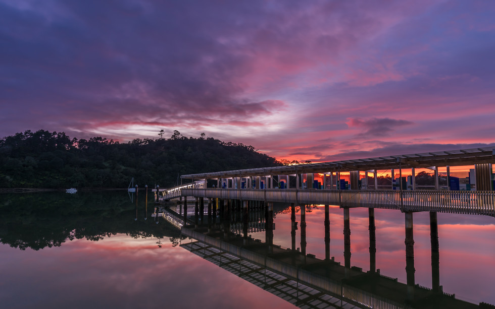 Hobsonville Point Ferry Terminal