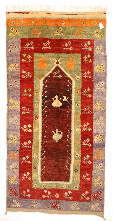 F236 - Konya tülü carpet