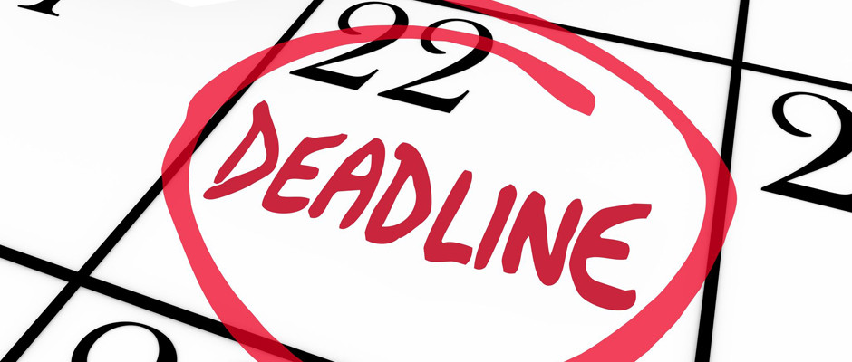 Include a deadline that urges your reader to act on your offer.