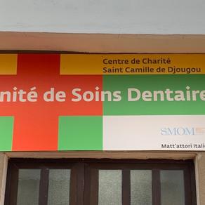 Benin-Ambulatorio Ospedale di Djougou