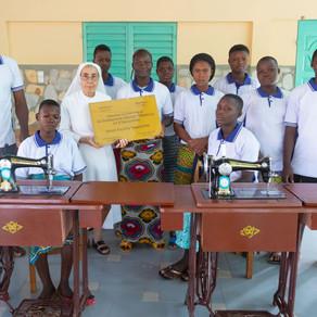 Benin-Centro Formazione al Lavoro bimbi sordi