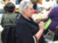 Senior Compaions love to play Bingo