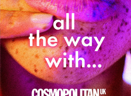 Cosmopolitan's All the way with…