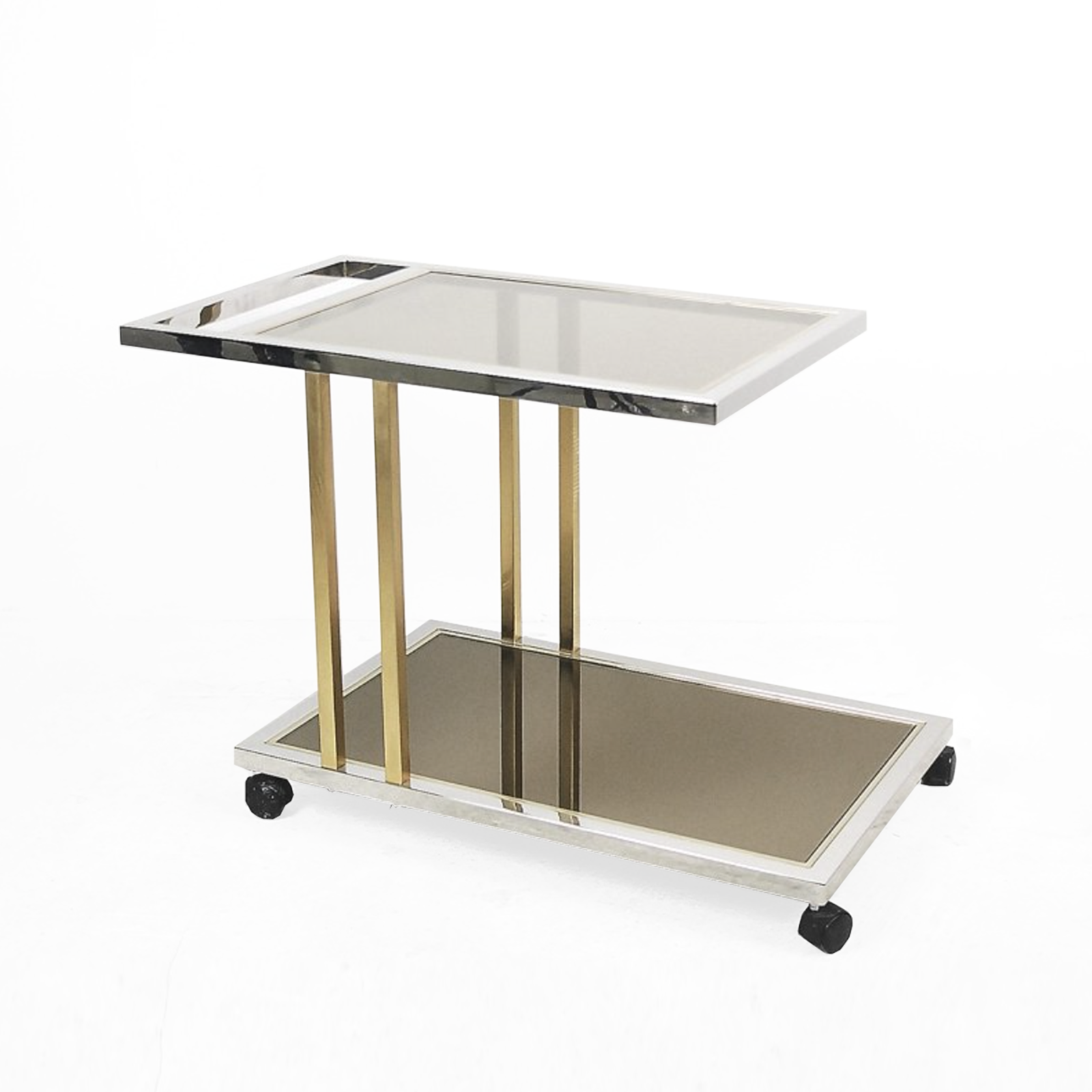 Belgo Chrom Trolley bar desserte Romeo Rega