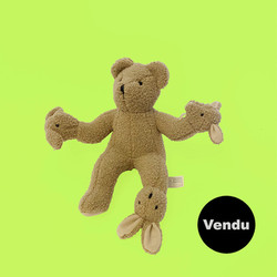 moulin roty philippe starck teddy with b
