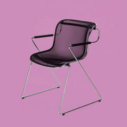 Chaise Penelope Anonima Castelli Charles Pollock chair