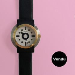 Ettore Sottsass Postmodern Tissot S150 S