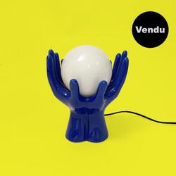lampe main lceramique ceramic hands lamp