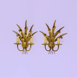 applique blé wheat coco chanel années 60