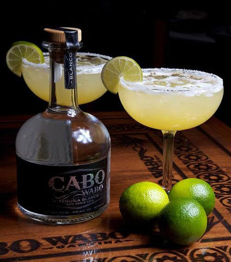 Cabo Wabo Margarita Recipe