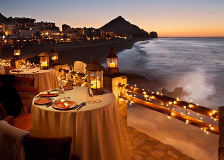 Most Romantic Restaruants In Los Cabos