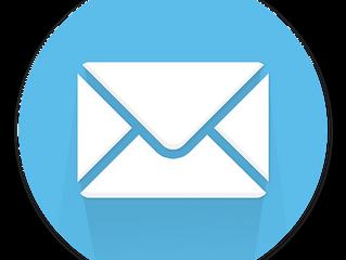 Sprememba elektronskega naslova