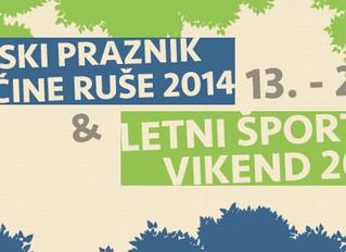Prihaja Letni športni vikend 2014