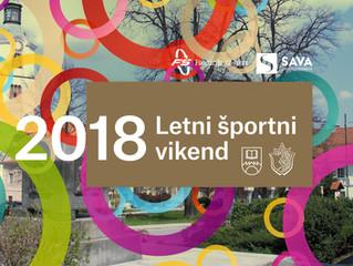 Letni športni vikend 2018