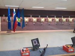 Otvoritev moderniziranega strelišča