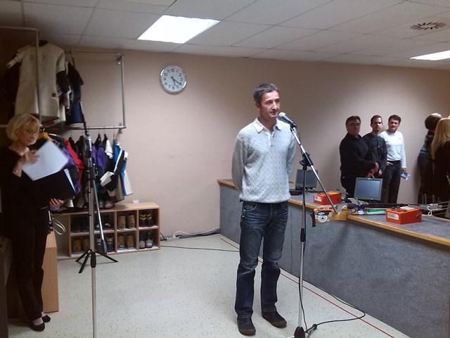 Govor župana občine Ruše