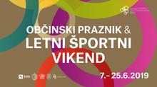 Letni športni vikend 2019