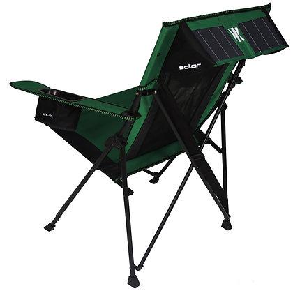 Elite Dual Lock Solar Chair
