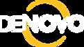 White Denovo Logo.png