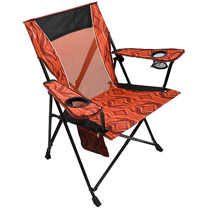 Dual Lock Destination Print Chair