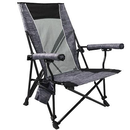 dual lock® low profile hard arm chair