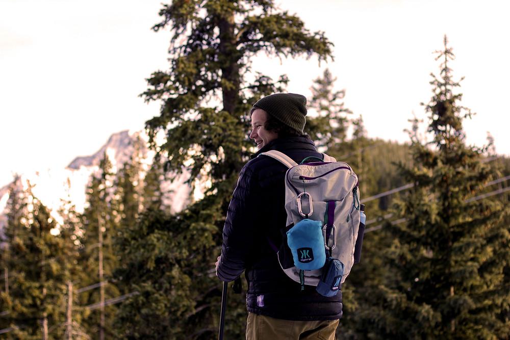Hiking in Colorado with Kijaro gear