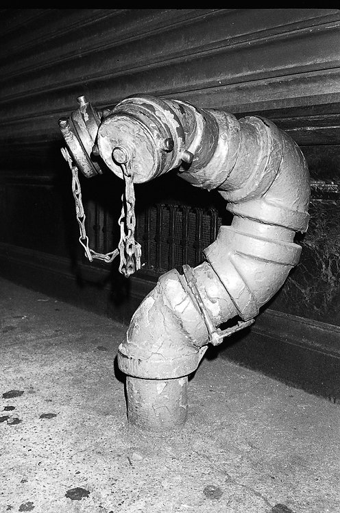 Standpipe, NYC (1986)