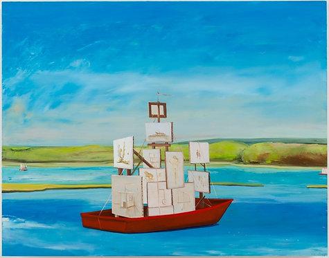 Hermit Painter's Retrospective, Nile Tour #3, 2020