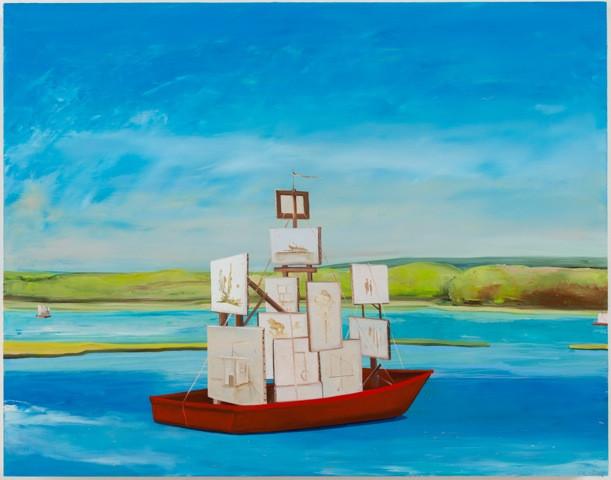 11. Hermit Painter's Retrospective Nile Tour #3, 2020