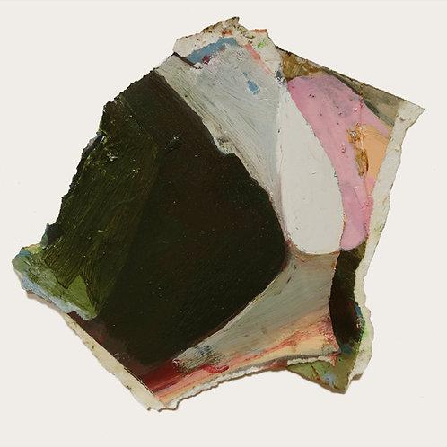 MARGOT SPINDELMAN Untitled Pink Half (2020)