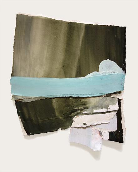MARGOT SPINDELMAN Untitled Grisaille (2020)