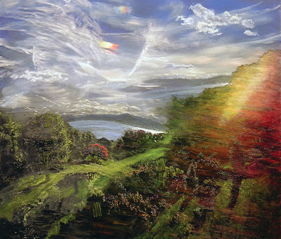 """""""Resonance and Memory: The Essence of Landscape"""" at Elga Wimmer Gallery"""