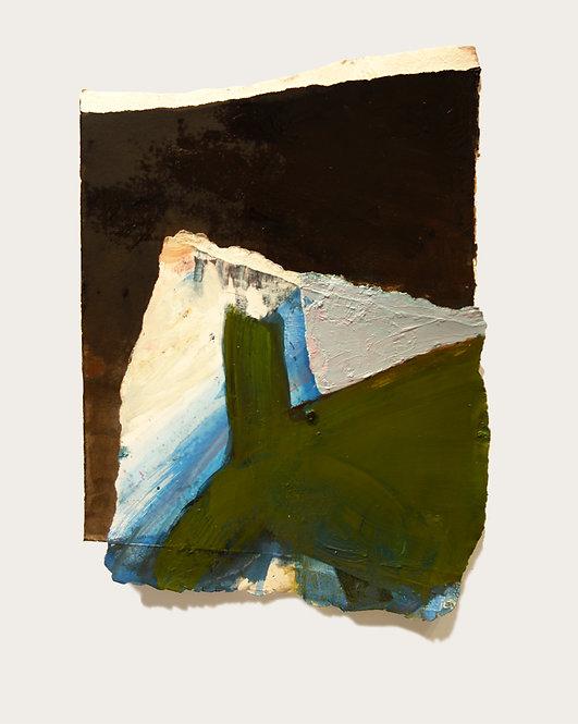 MARGOT SPINDELMAN Untitled Underblue (2020)
