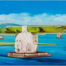 Hermit Painter's Retrospective Nile T