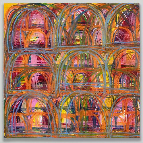 SVETLANA RABEY OS1: Pink Rainbow Vaults (2020)