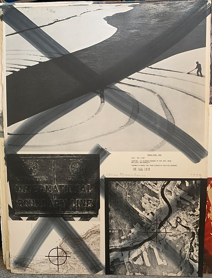 """Dennis Oppenheim """"Projects"""" Special Artist Proofs"""